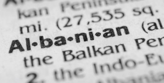 Learn Albanian (Shqip)